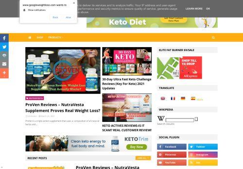 لقطة شاشة لموقع KETO DIET بتاريخ 29/03/2021 بواسطة دليل مواقع تبادل بالمجان