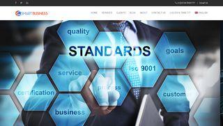 لقطة شاشة لموقع Smart Business بتاريخ 21/09/2019 بواسطة دليل مواقع تبادل بالمجان