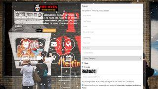 لقطة شاشة لموقع TheOven.me بتاريخ 21/09/2019 بواسطة دليل مواقع تبادل بالمجان