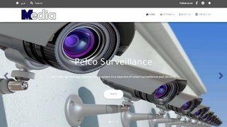 لقطة شاشة لموقع Media valley | security system بتاريخ 22/09/2019 بواسطة دليل مواقع تبادل بالمجان