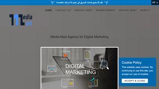 لقطة شاشة لموقع أفضل شركة دعاية وإعلان في مصر  شركة تسويق إلكتروني في مصر بتاريخ 21/09/2019 بواسطة دليل مواقع تبادل بالمجان