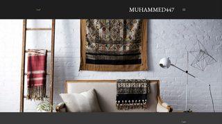 لقطة شاشة لموقع muhammed447 بتاريخ 06/04/2020 بواسطة دليل مواقع تبادل بالمجان