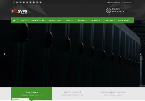 لقطة شاشة لموقع FxSVPS | Cheap Forex VPS | 100% Up-Time بتاريخ 08/08/2020 بواسطة دليل مواقع تبادل بالمجان