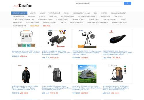 لقطة شاشة لموقع kanalone بتاريخ 22/09/2020 بواسطة دليل مواقع تبادل بالمجان