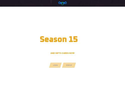 لقطة شاشة لموقع oonoo.website بتاريخ 29/09/2020 بواسطة دليل مواقع تبادل بالمجان